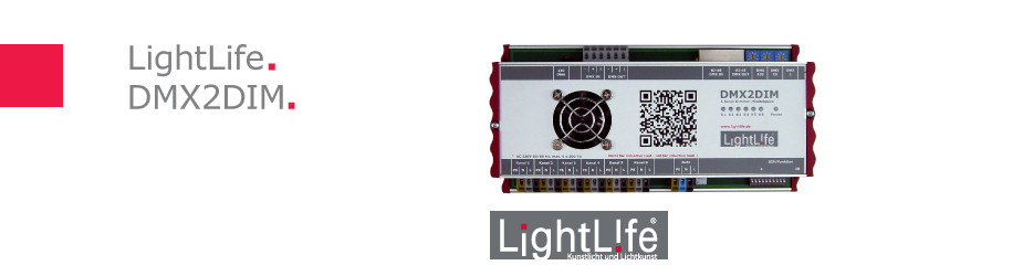 LightLife DMX2DIM