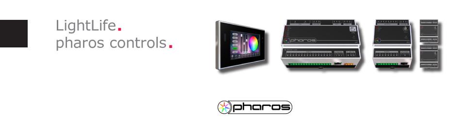 Pharos Controls und LightLife vereinbaren Vertriebs- und Servicekooperation