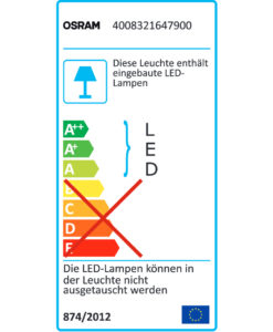 Osram - LEDVANCE POWERSPOT XL WT