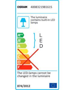 Osram - LEDVANCE DOWNLIGHT L DALI WT