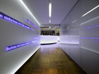 Atelier Brückner   Börsensaal Frankfurt