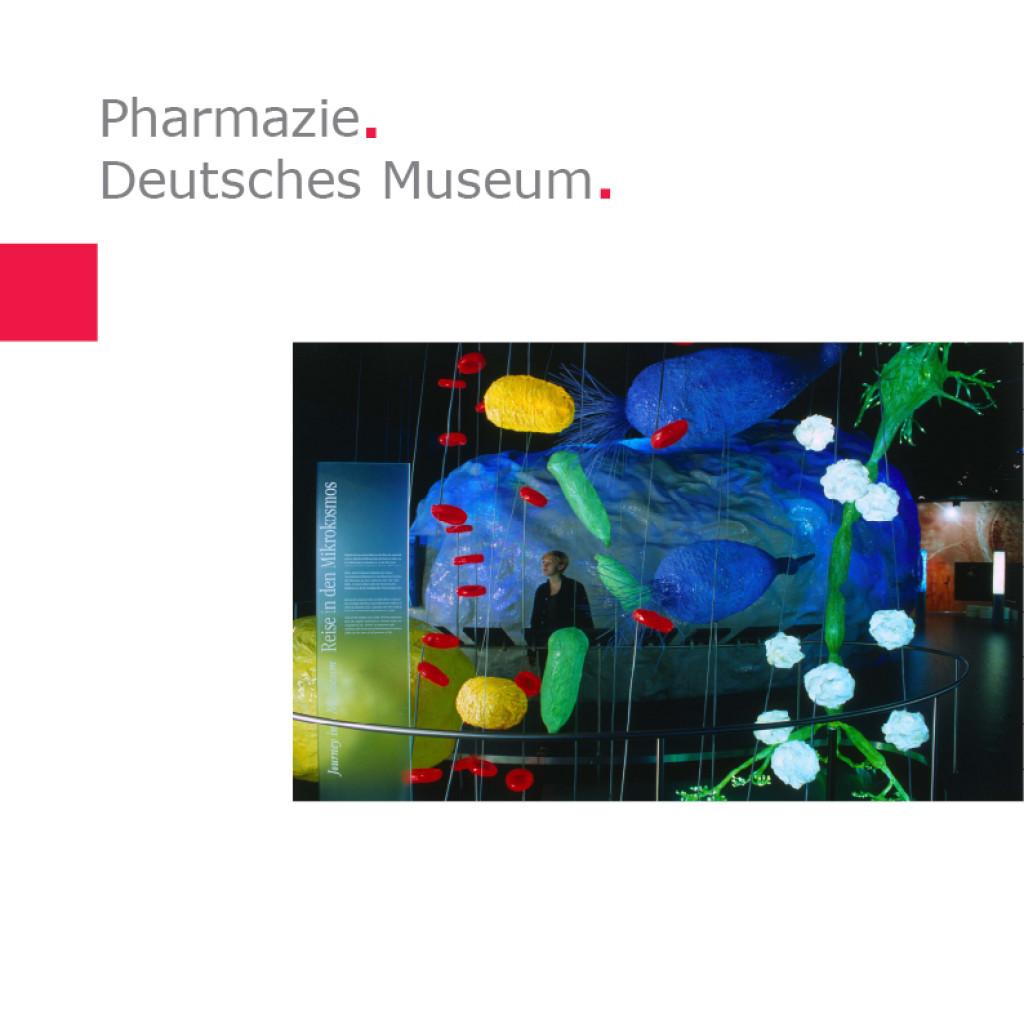 Deutsches Museum München   Pharmazie