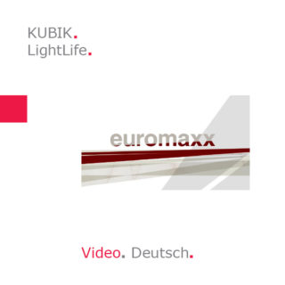 Euromaxx (German) from 18.06.2007 about KUBIK and LightLife