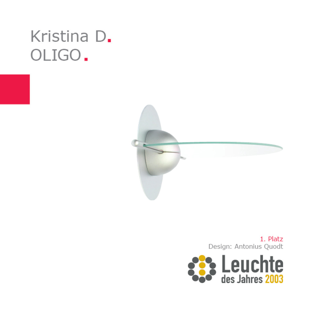 OLIGO | Kristina D.