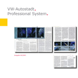 Professional System | The Big Blue – VW Autostadt