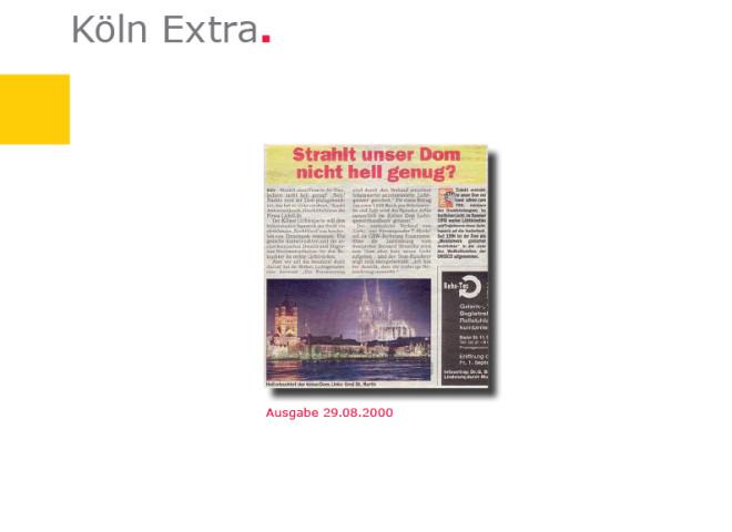 Köln Extra | Kölner Dom