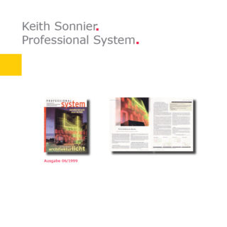 Professional System | Keith Sonnier – Kunsthaus Bregenz