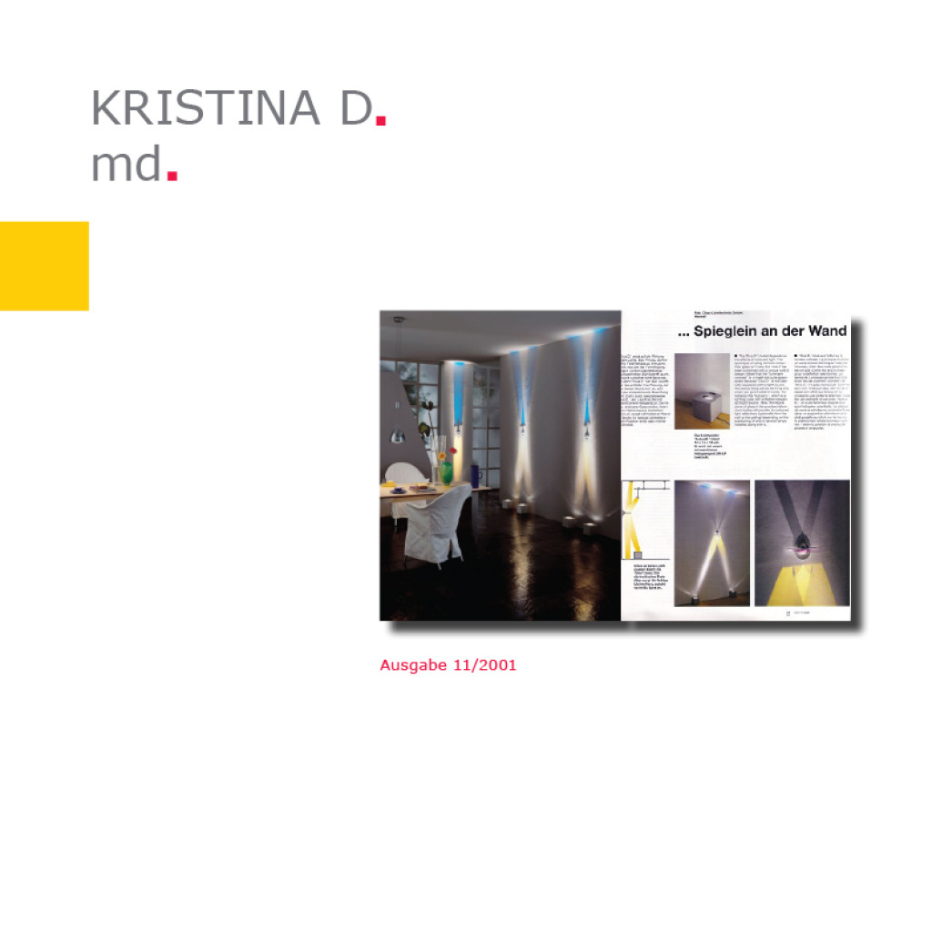 md   Kristina D.