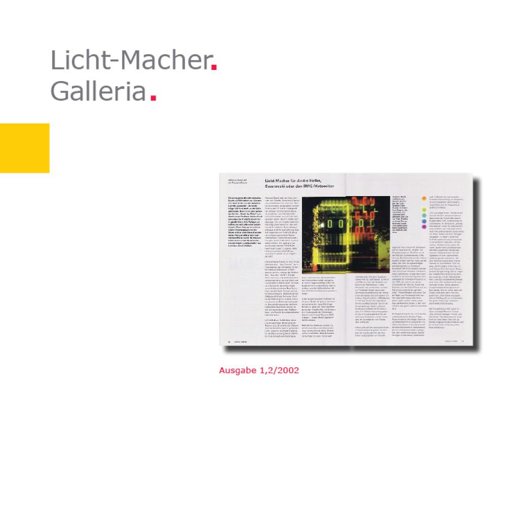 Galleria   Licht-Macher