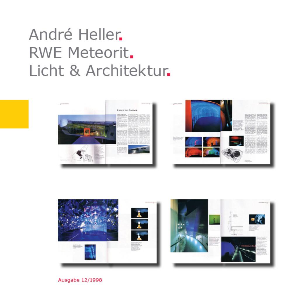 Licht & Architektur   RWE Meteorit