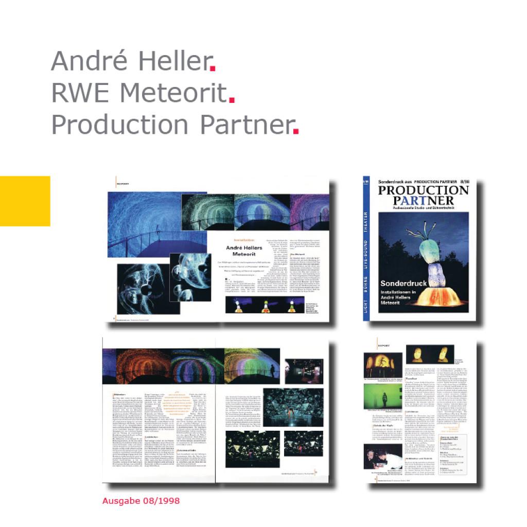 Production Partner   RWE Meteorit