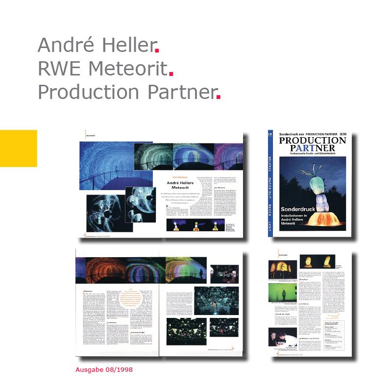 Production Partner | RWE Meteorit