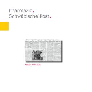 (Deutsch) Schwäbische Post | Deutsches Museum – Pharmazie