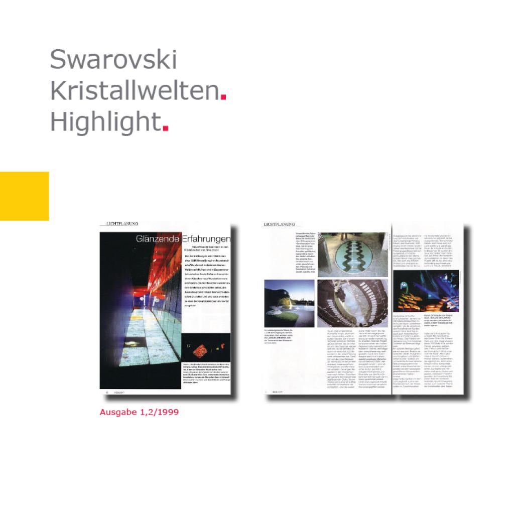Highlight | Swarovski Kristallwelten