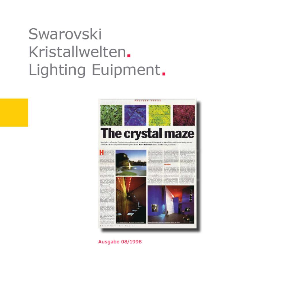Lighting Equipment   Swarovski Kristallwelten