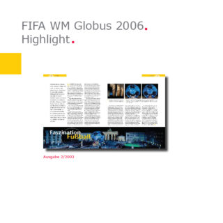 (Deutsch) Highlight | Fußball-Globus FIFA WM 2006