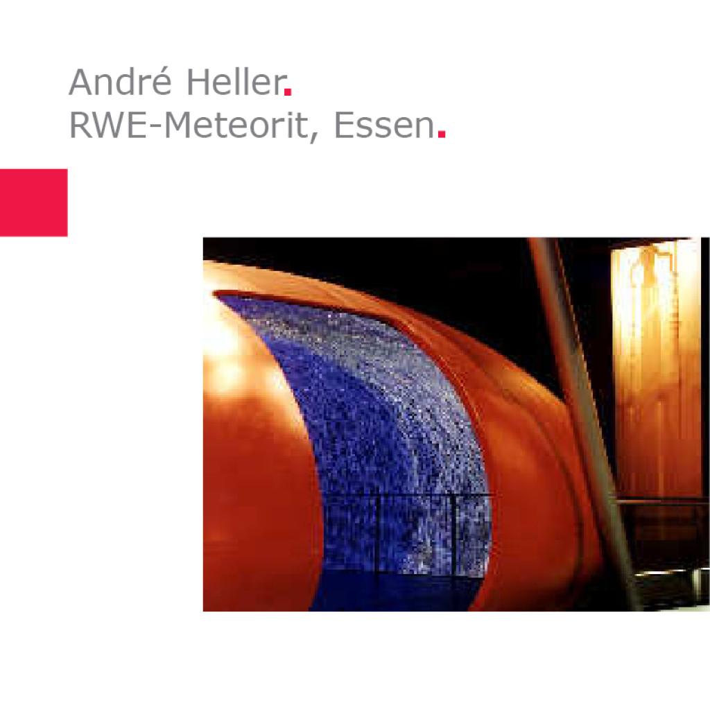 André Heller   RWE Meteorit, Essen
