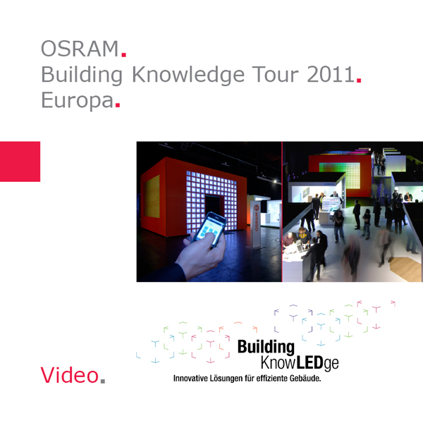 OSRAM | Building KnowLEDge Tour 2011