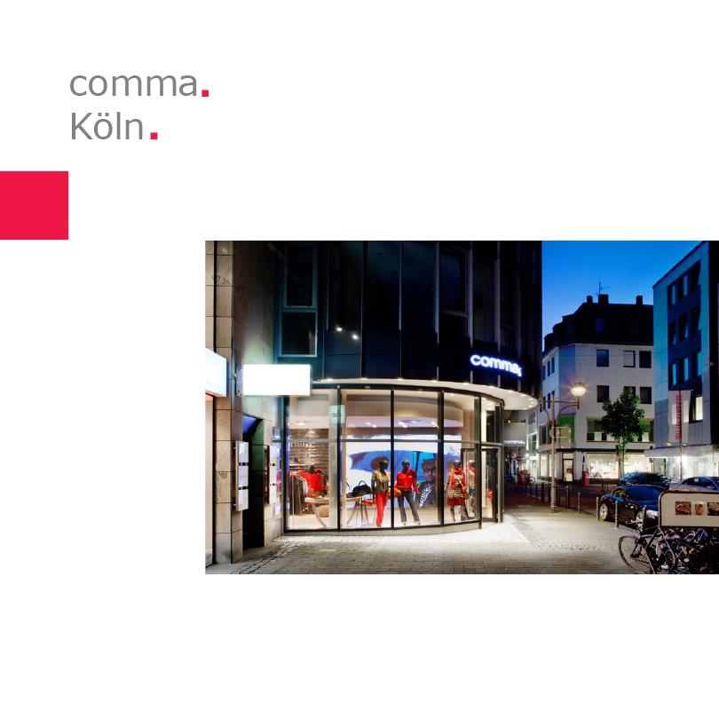 ART PROTECTOR | comma Store, Köln