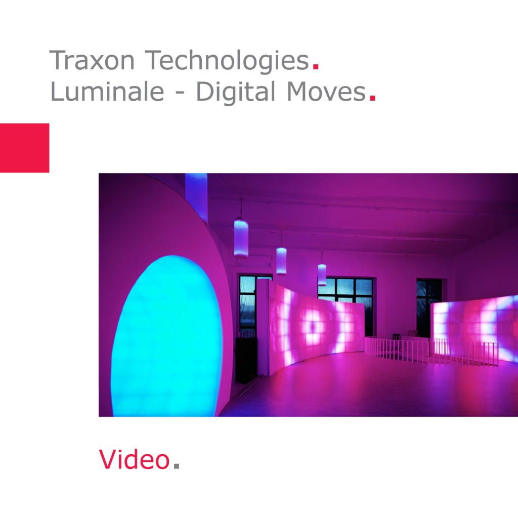 Traxon Technologies   Digital Moves, Frankfurt am Main