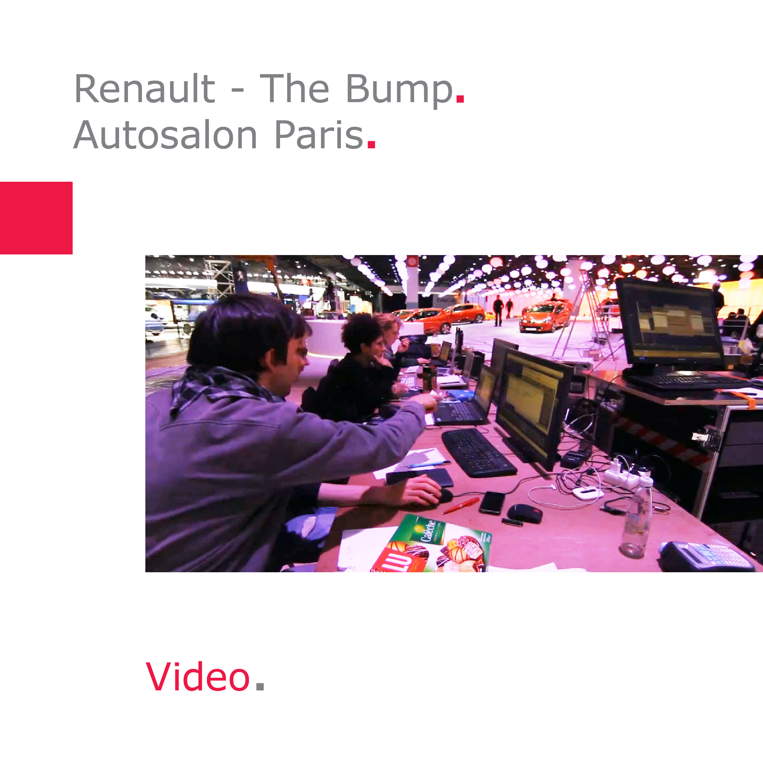 "Renault  ""The Bump"" 