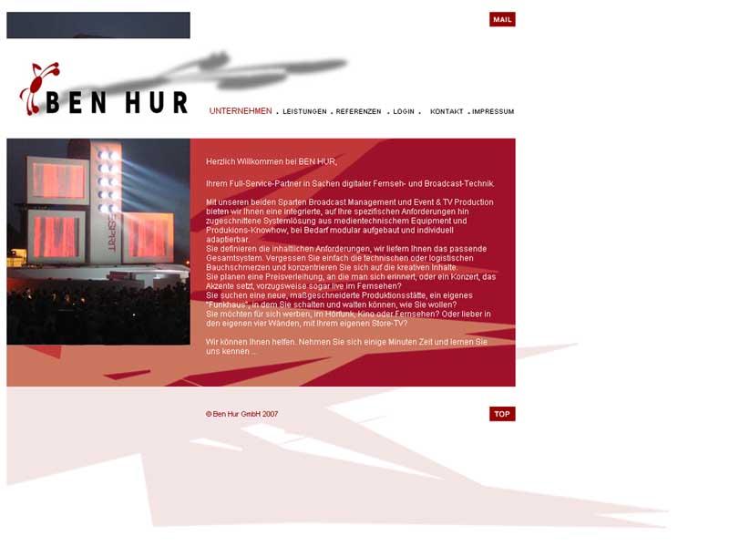 Ben Hur, Köln