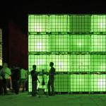 Temporäre Lichtarchitektur wird international zum Event-Highlight