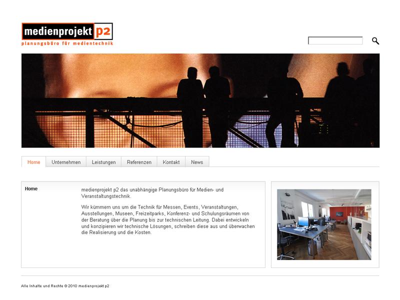 medienprojekte p2, Stuttgart