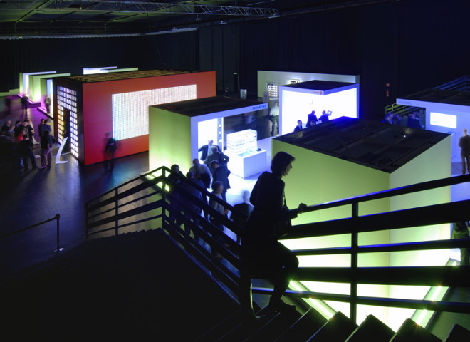 OSRAM   Building KnowLEDge Tour 2011, Europa
