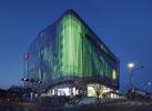 Über 22.000 Lichtpunkte auf einer Fassadenfläche von 66.700m²