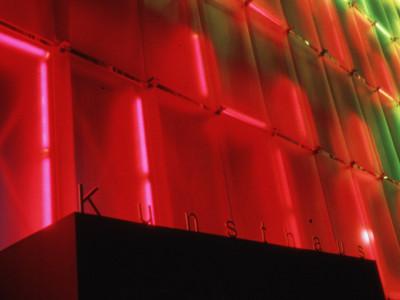 Zumtobel | Keith Sonnier – Kunsthaus Bregenz