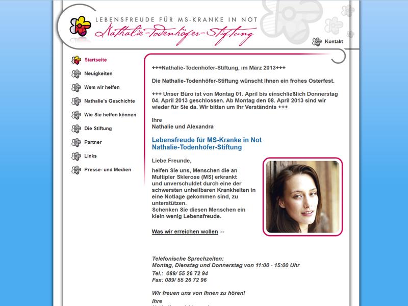 Nathalie-Todenhöfer-Stiftung