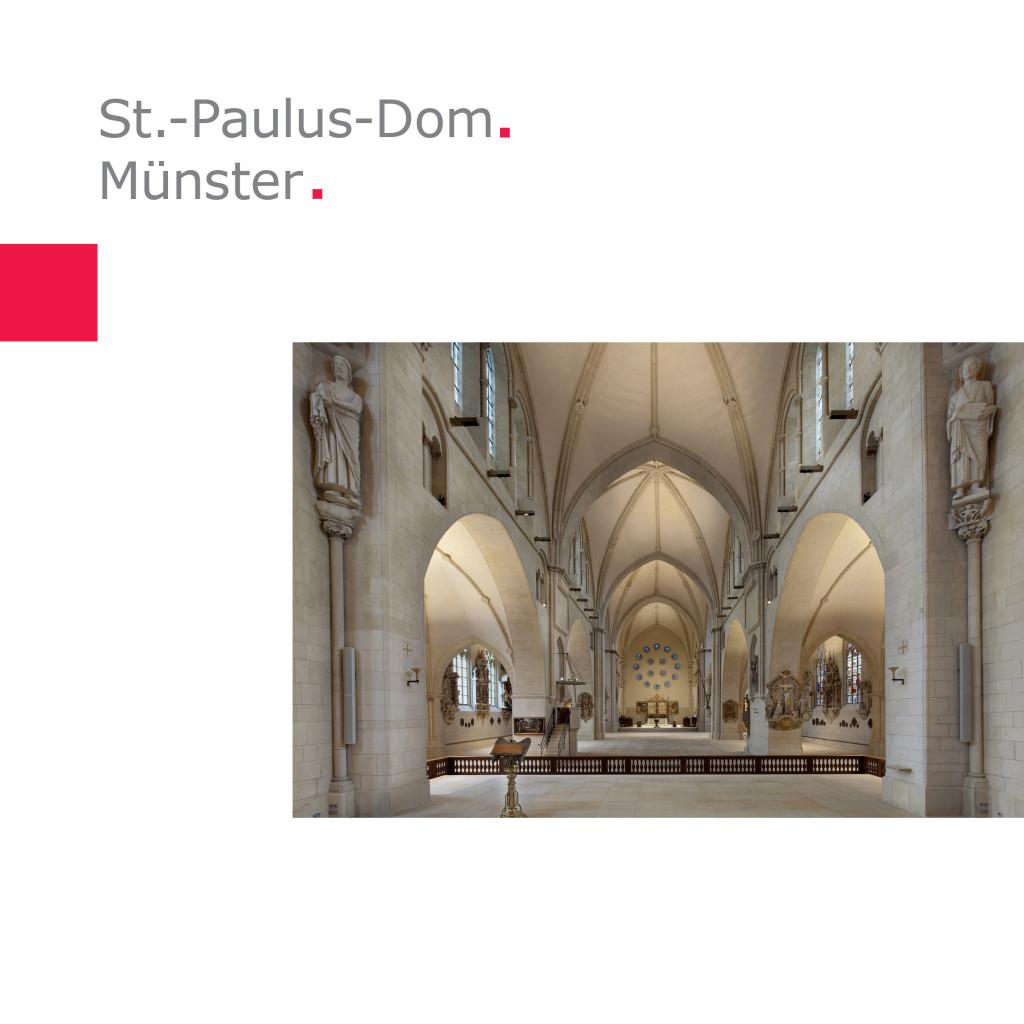Bischöfliches Generalvikariat Münster   St.-Paulus-Dom