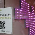Selbst komplizierte RGB-LED-Technik lässt sich einfach über ein W-LAN-fähiges Mobilgerät steuern.