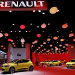 Mondial de l'Automobile 2012 in Paris