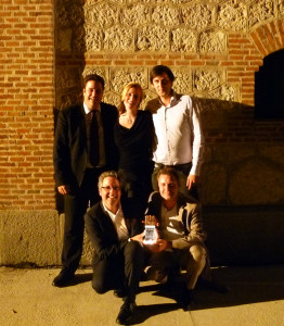 PLDC Award 2011, Madrid - Gruppenbild