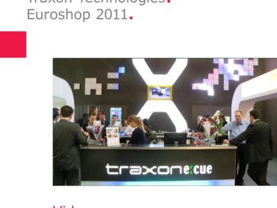 Traxon Technologies | Messestand Euroshop 2011