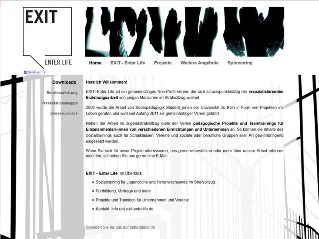 EXIT – Enter Life e.V.