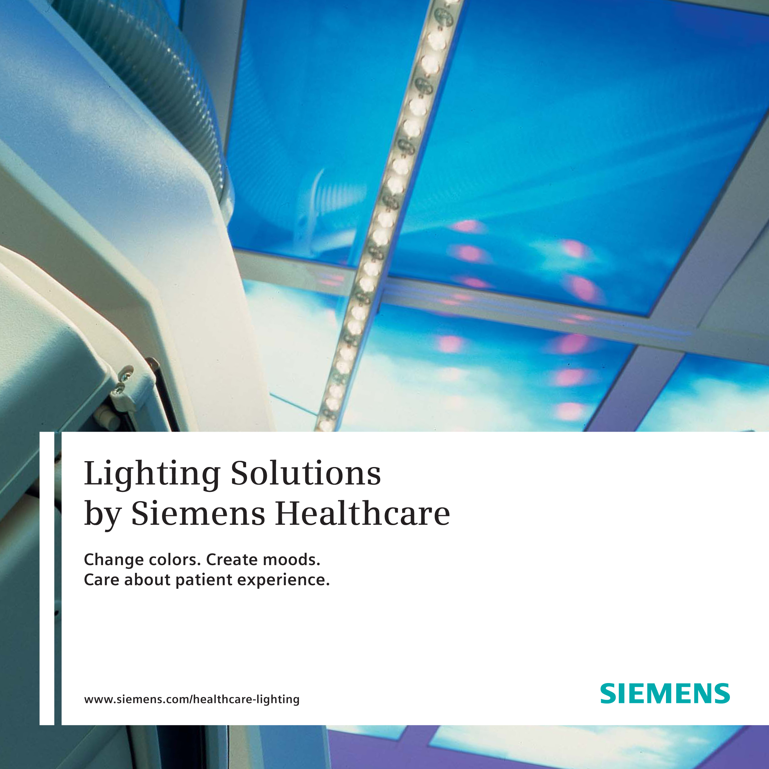 Siemens Healthcare | Lighting Solutions (englisch)