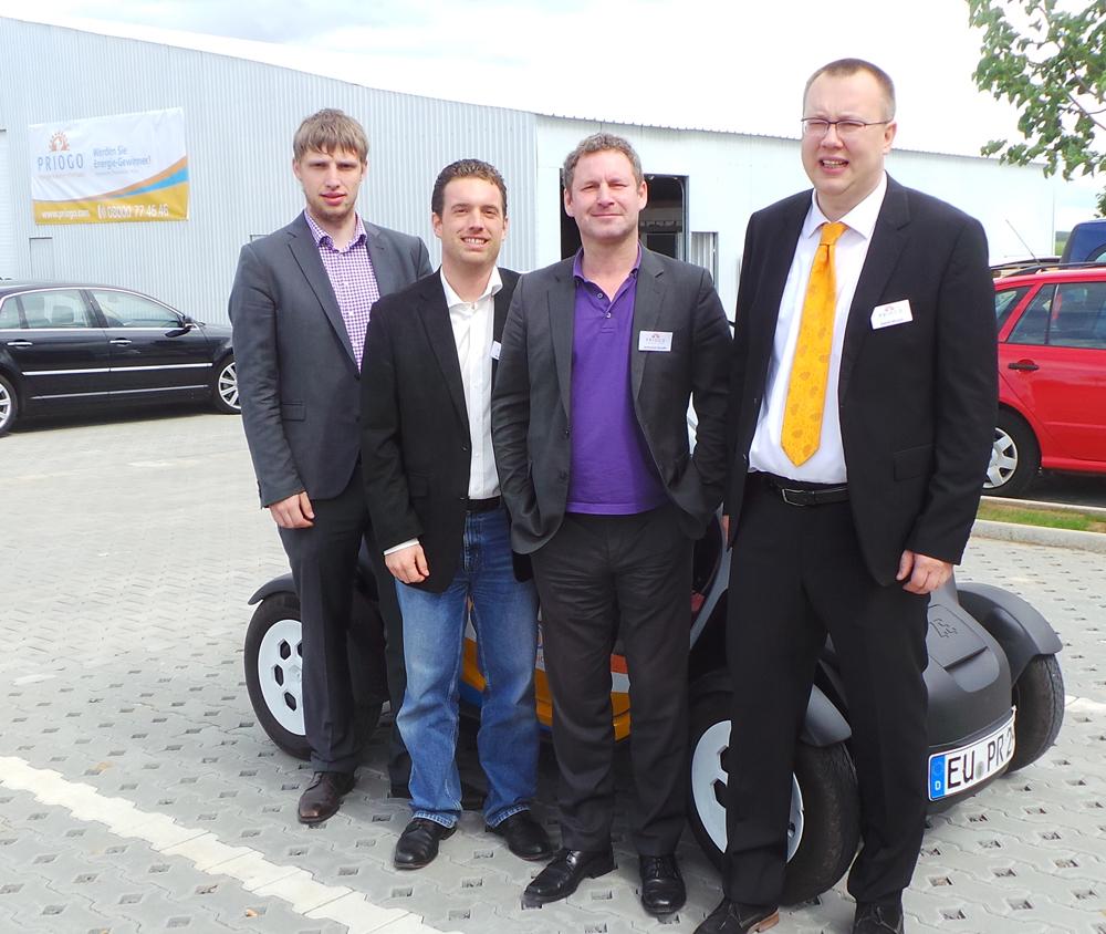 LightLife | Priogo AG, Lukas Gössling, Benjamin Fritz, Antonius Quodt, David Muggli