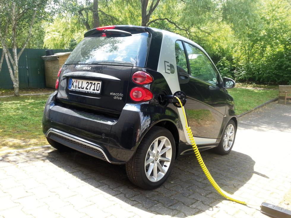 Unser Smart Electric Drive rechnet sich schon nach 32,85 Jahren