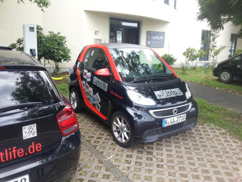 Ein Jahr smart electric drive | 16.000 KM ohne Payback-Karte und Sammelpunkte
