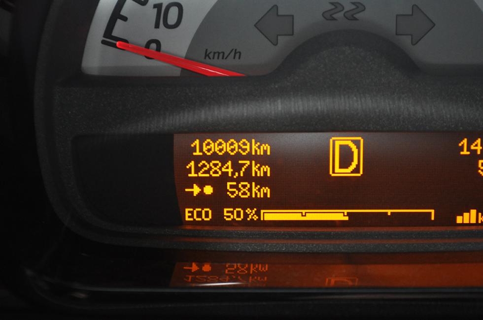 Die ersten 10.000 KM mit dem smart electric drive…