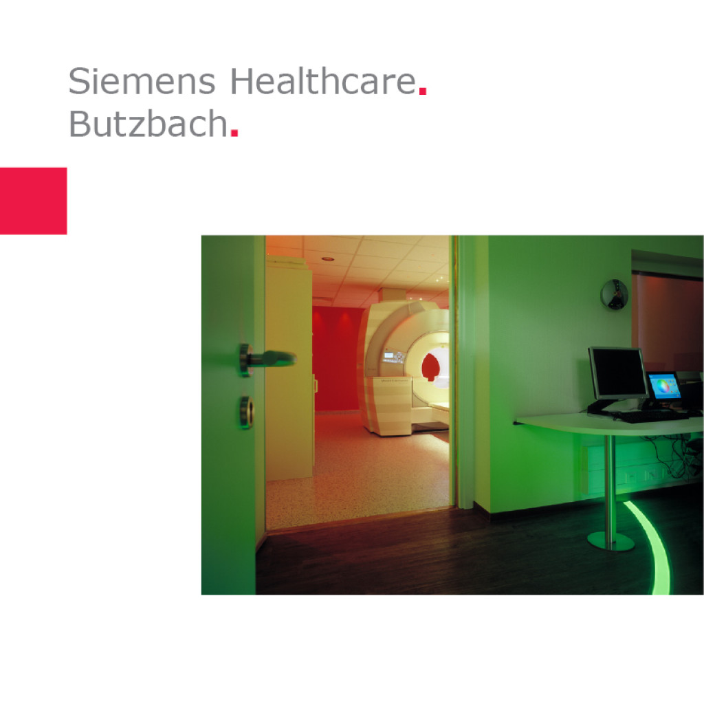 Siemens   Diagnostikzentrum, Butzbach