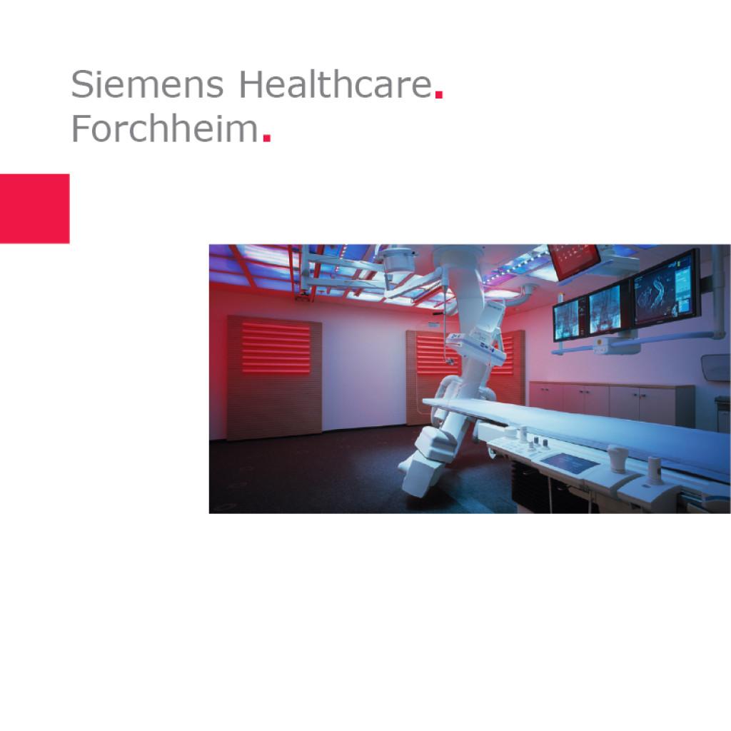 Siemens   AX Musterraum, Forchheim
