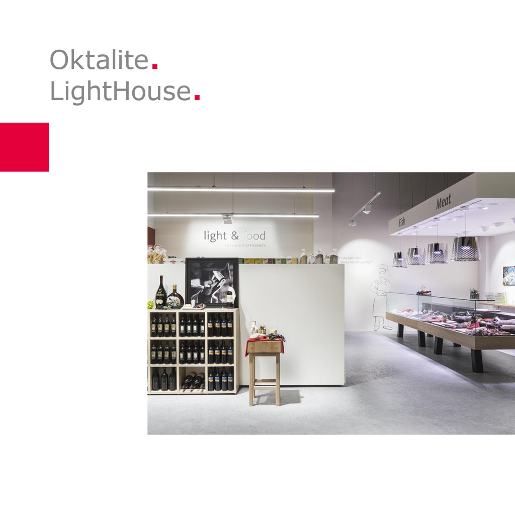 Oktalite   LightHouse