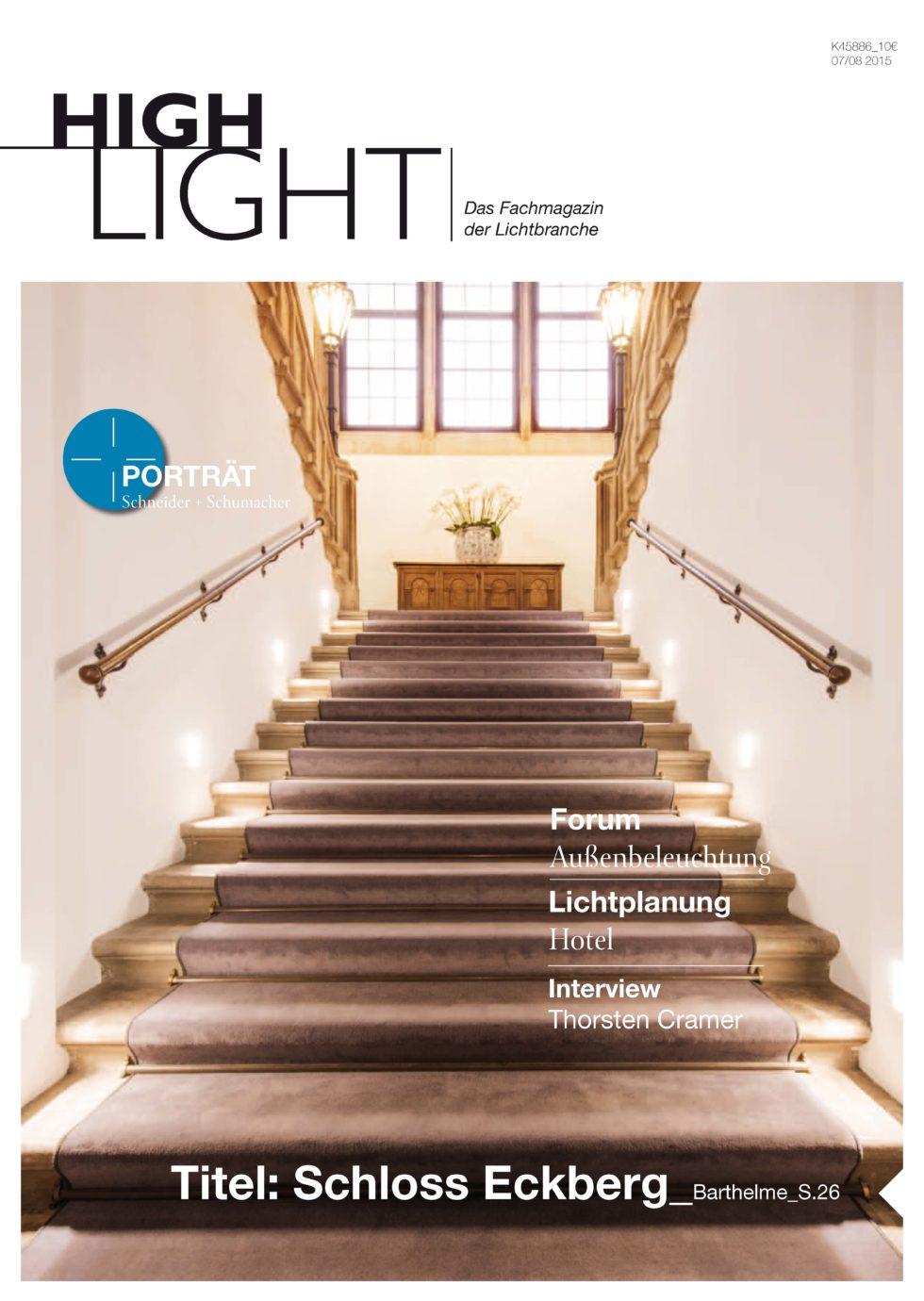 Lichtkunst und Lichttechnik – Ein Spannungsfeld