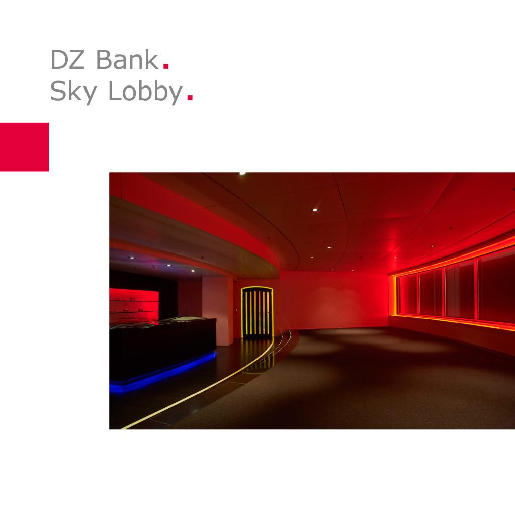 DZ Bank | Sky Lobby, Frankfurt am Main