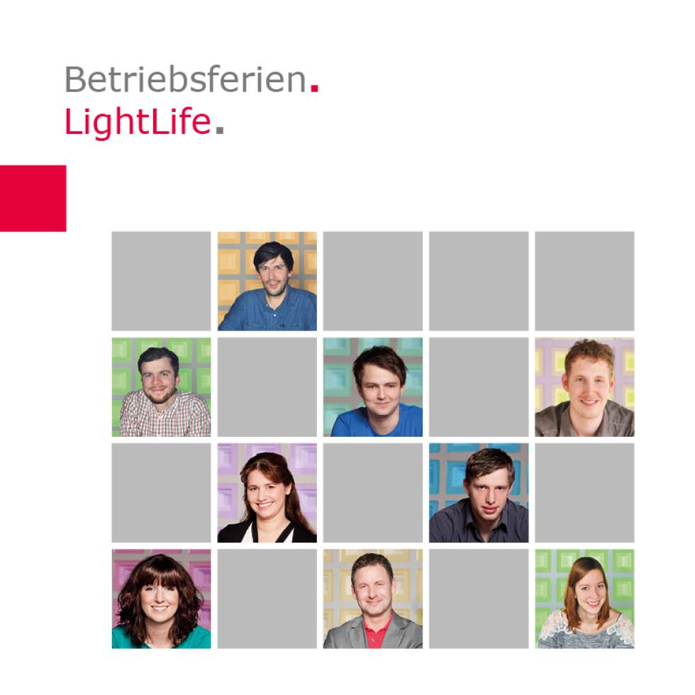 LightLife Betriebsferien | 21.12.2015 – 03.01.2016