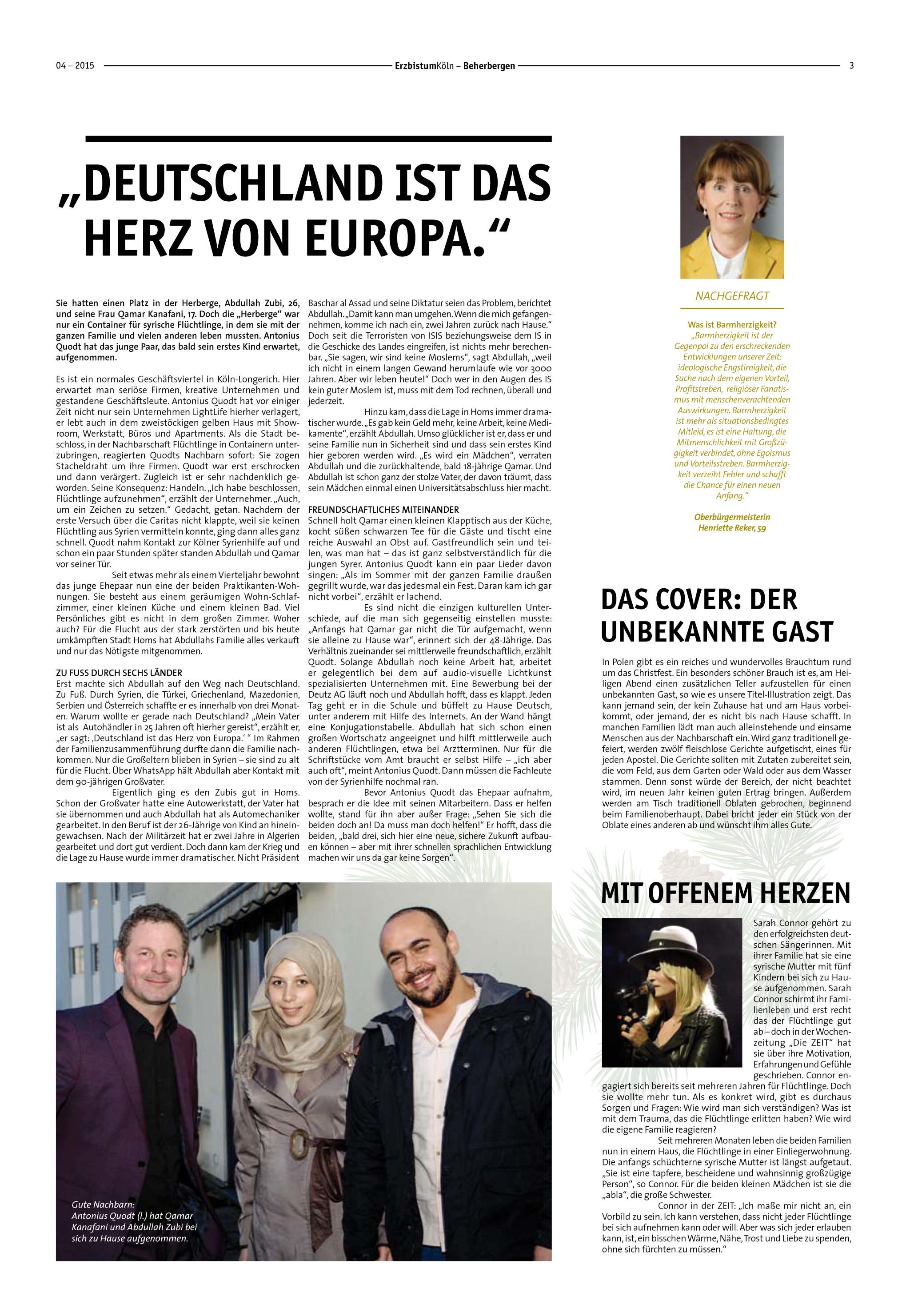 Magazin Mensch 4/2015 | Seite 3